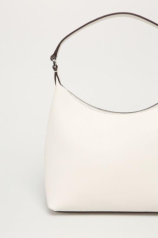 bílá Dkny - Kožená kabelka