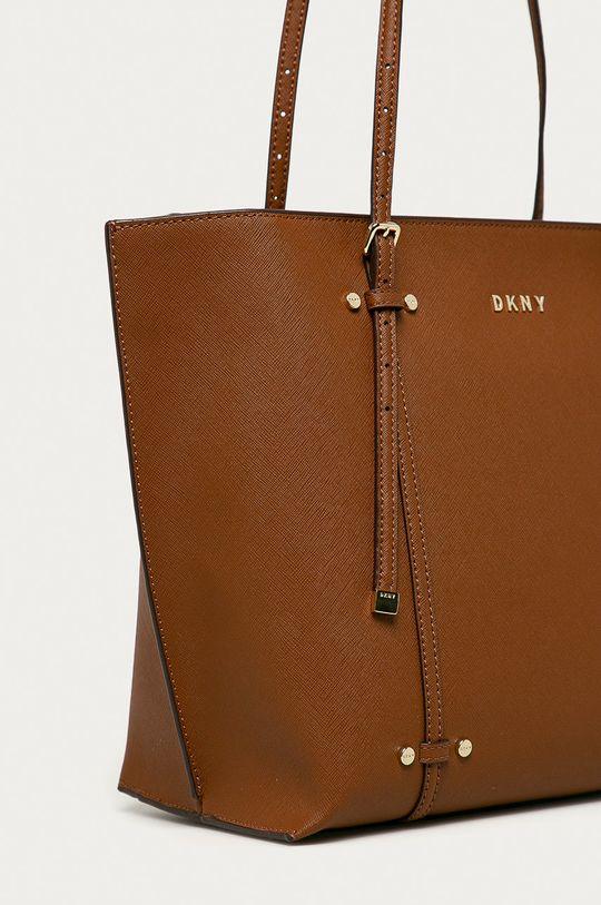Dkny - Kožená kabelka  Výplň: 100% Polyuretan Hlavní materiál: 100% Přírodní kůže