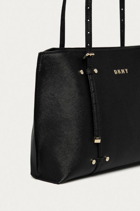 Dkny - Kožená kabelka  100% Přírodní kůže