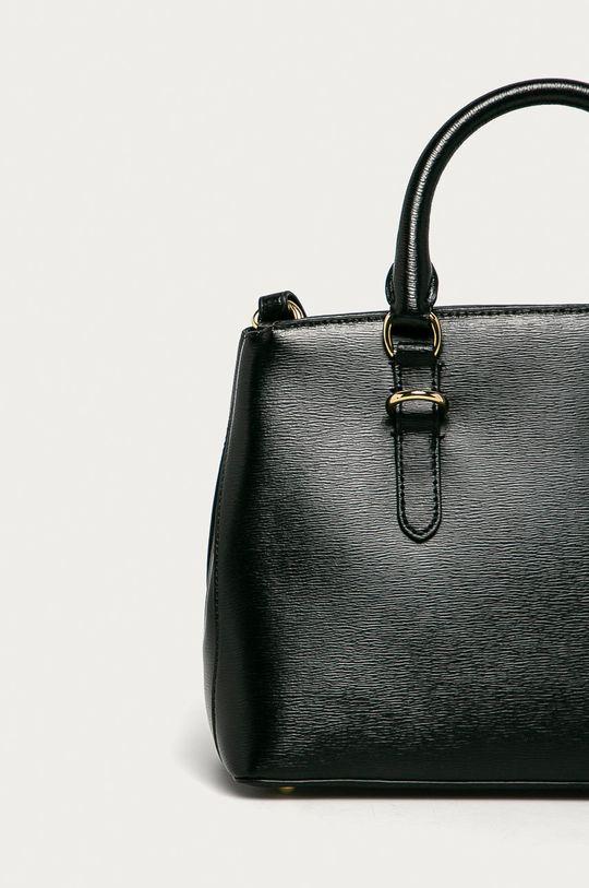 Lauren Ralph Lauren - Kožená kabelka  Přírodní kůže Vnitřek: 100% Polyester Hlavní materiál: Přírodní kůže
