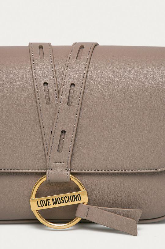 Love Moschino - Torebka jasny szary