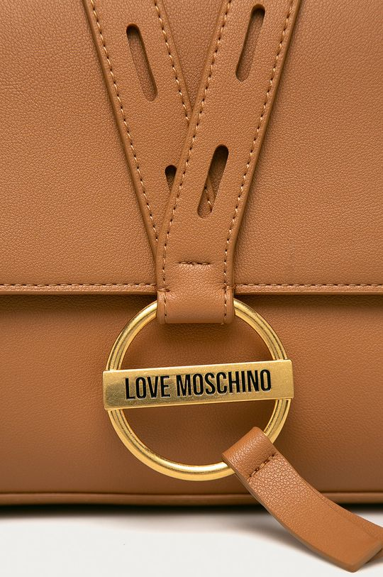 Love Moschino - Torebka złoty brąz