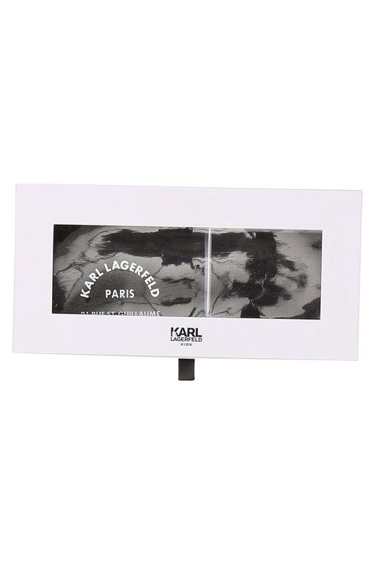 Karl Lagerfeld - Torebka dziecięca Materiał syntetyczny