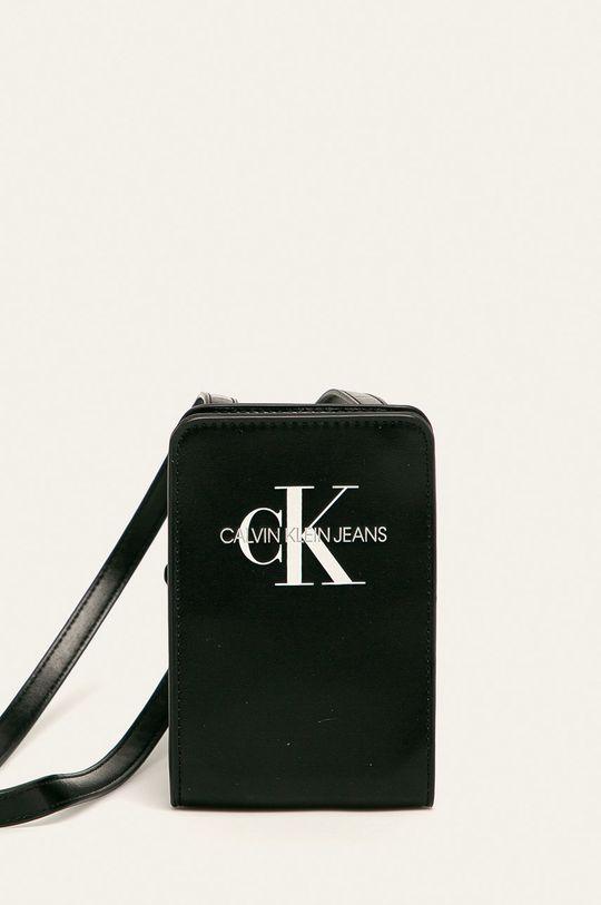 čierna Calvin Klein Jeans - Malá taška Detský