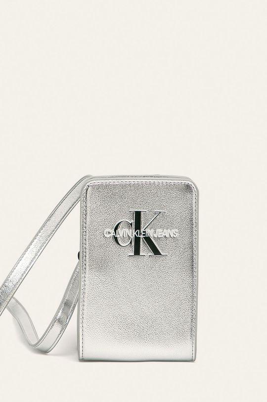 argintiu Calvin Klein Jeans - Borseta De copii