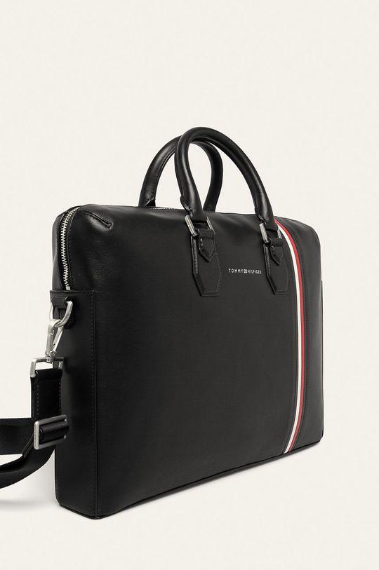 Tommy Hilfiger - Kožená taška  100% Přírodní kůže