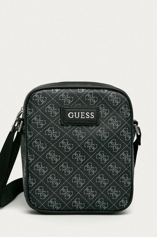 čierna Guess Jeans - Taška Pánsky