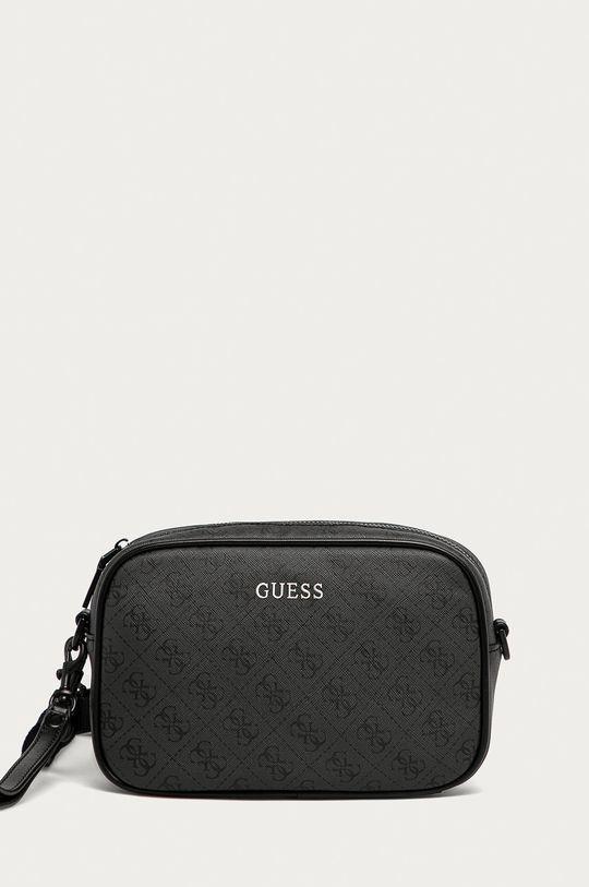 čierna Guess Jeans - Ľadvinka Pánsky
