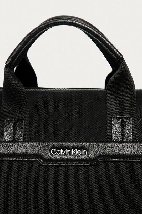 Calvin Klein - Taška čierna