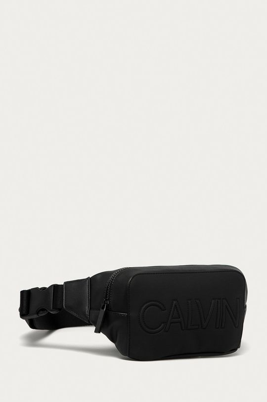 Calvin Klein - Borseta  100% Poliuretan