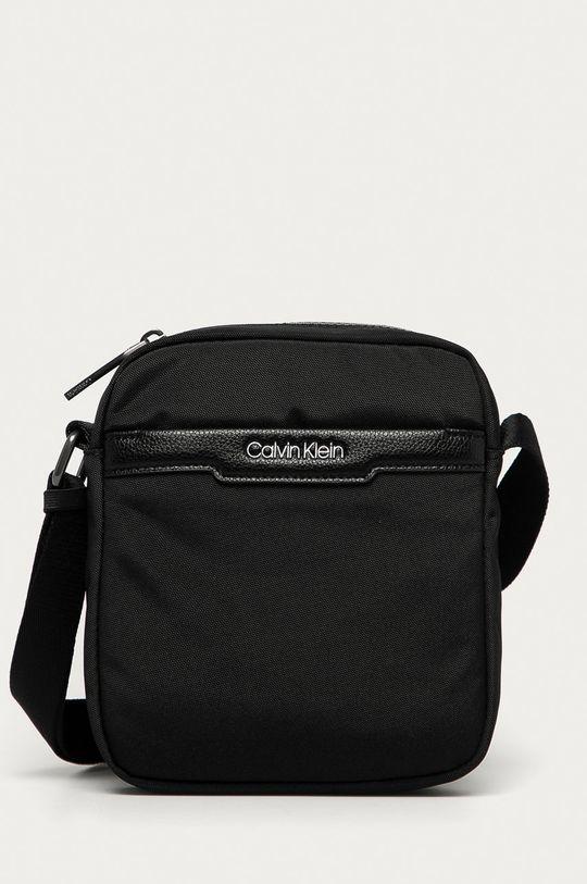 negru Calvin Klein - Borseta De bărbați