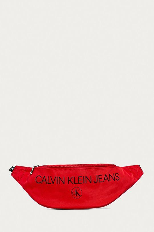 červená Calvin Klein Jeans - Ľadvinka Pánsky