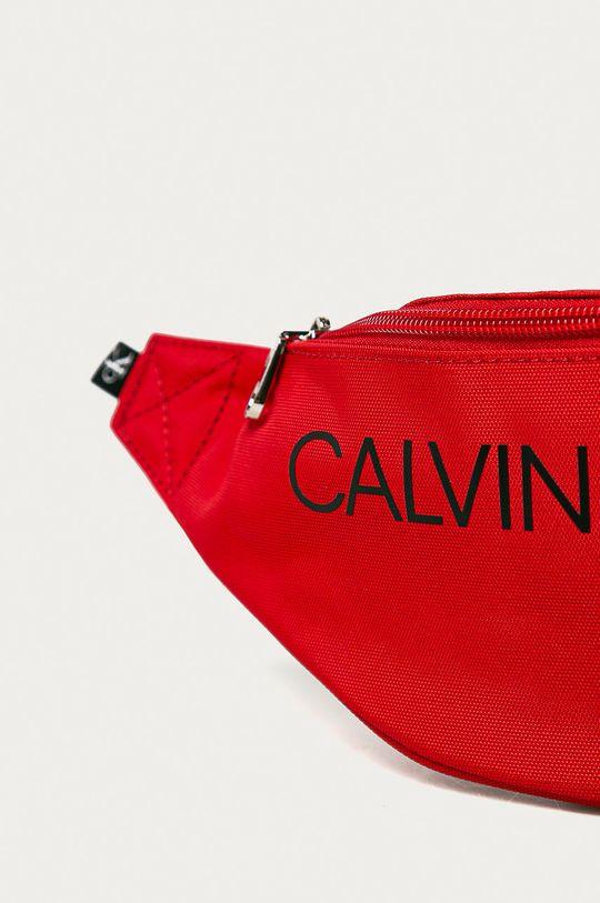 Calvin Klein Jeans - Ľadvinka červená