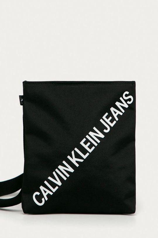 czarny Calvin Klein Jeans - Saszetka Męski