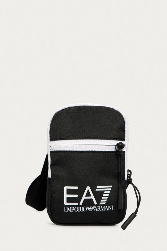 černá EA7 Emporio Armani - Ledvinka Pánský