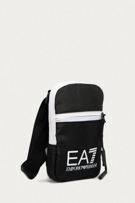 černá EA7 Emporio Armani - Ledvinka