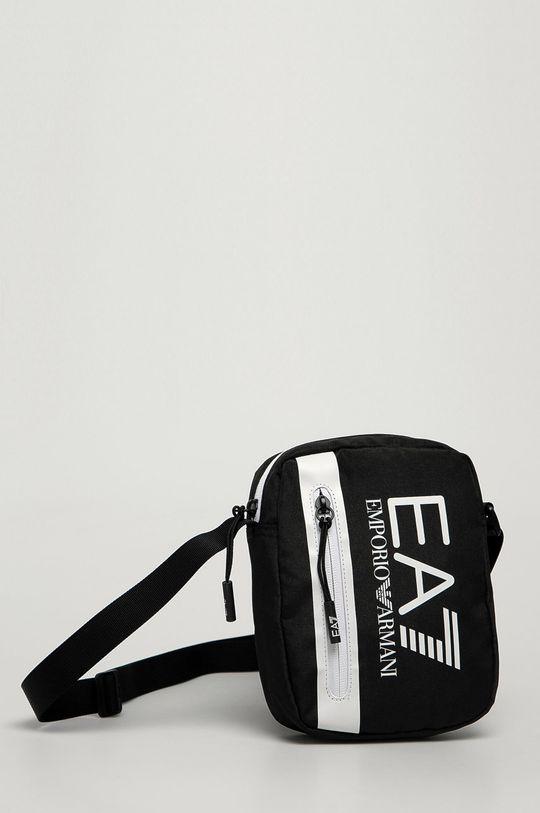 EA7 Emporio Armani - Tasak fekete