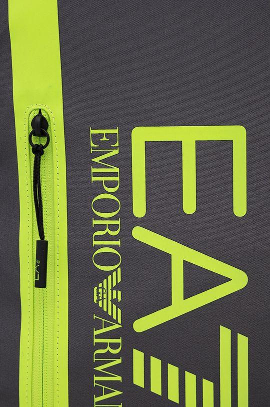 szary EA7 Emporio Armani - Plecak