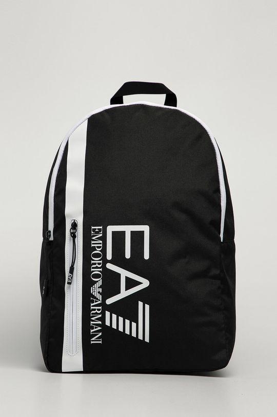 černá EA7 Emporio Armani - Batoh Pánský
