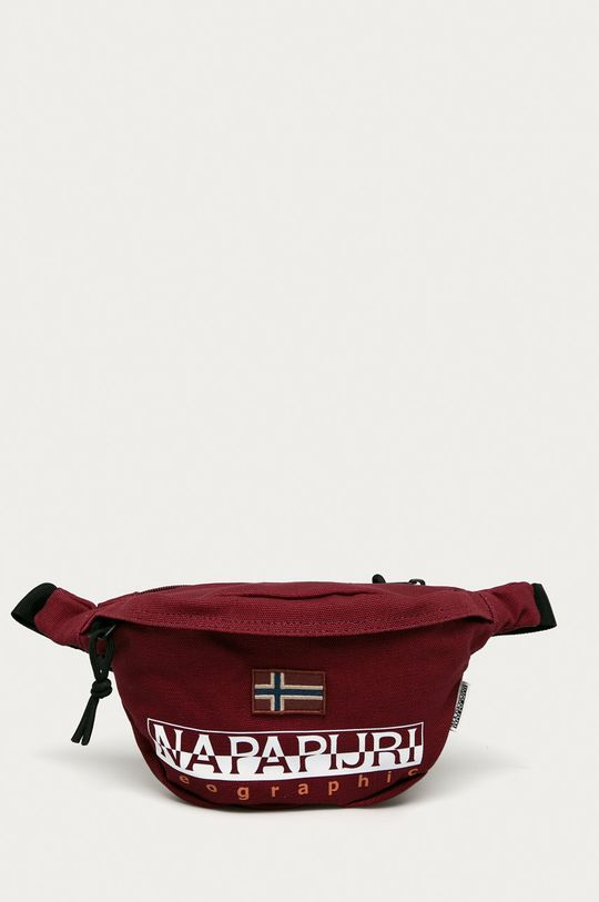 purpurowy Napapijri - Nerka Męski
