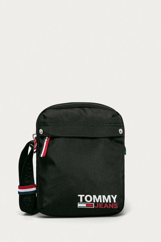 čierna Tommy Jeans - Malá taška Pánsky
