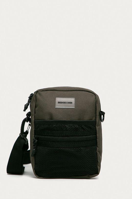 zelená Dc - Malá taška Pánsky