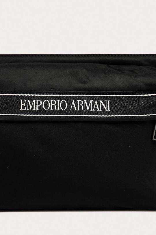 Emporio Armani - Сумка на пояс чорний