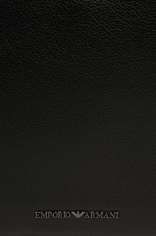 Emporio Armani - Geanta negru