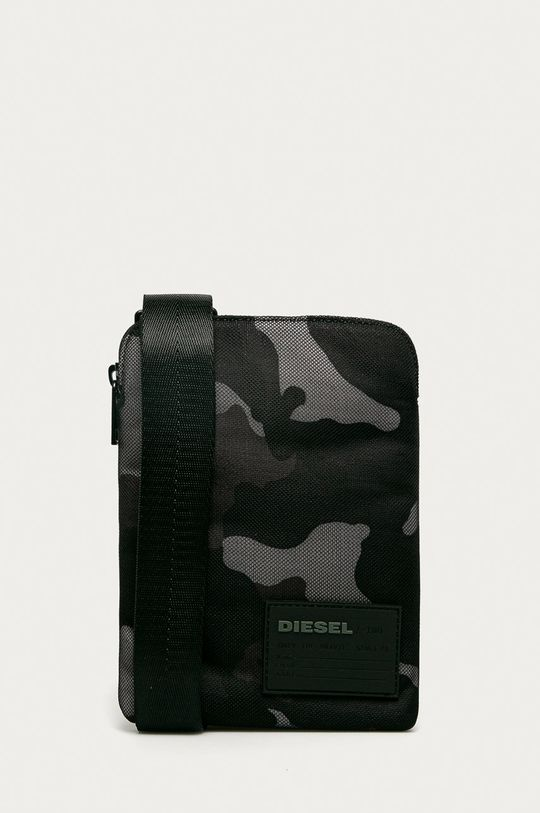 negru Diesel - Borseta De bărbați