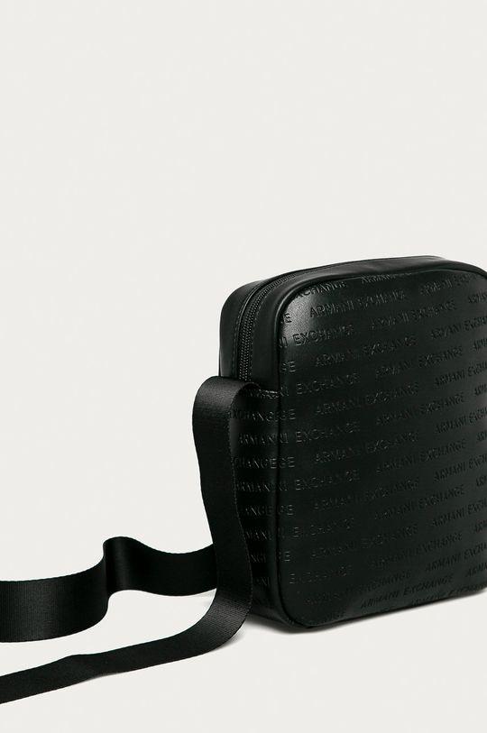 Armani Exchange - Borseta negru
