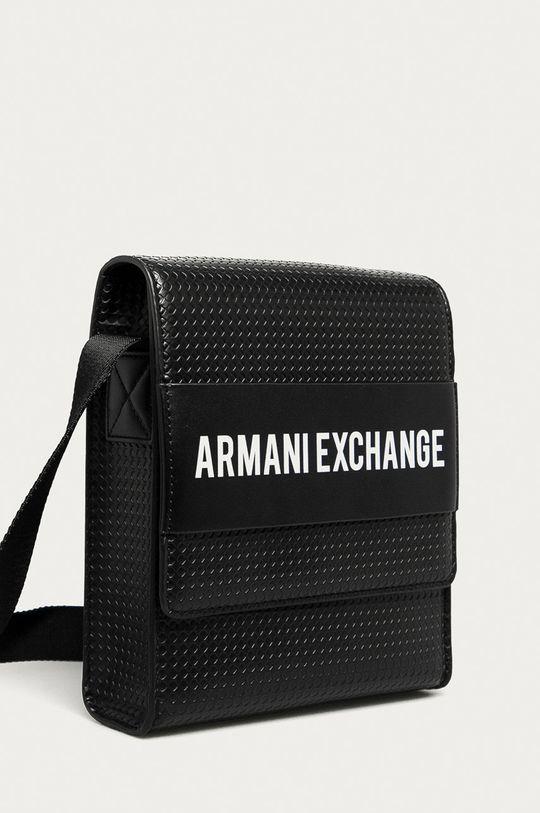 Armani Exchange - Taška  Základná látka: 100% Polyester Úprava : 100% Polyuretán