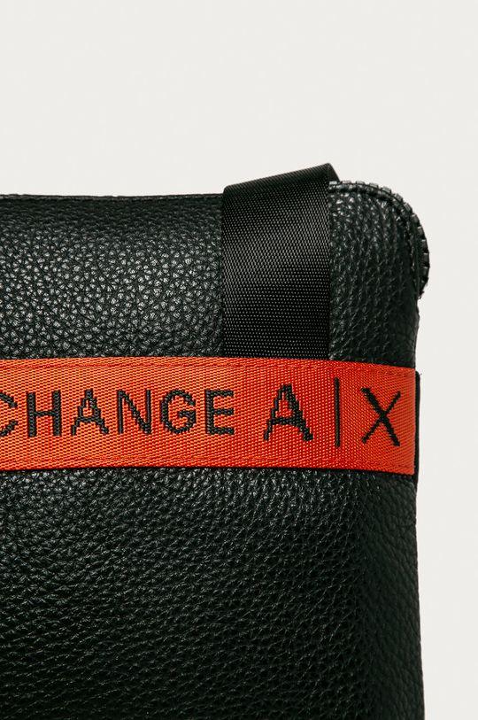 Armani Exchange - Шкіряна сумка  Підкладка: 100% Поліестер Основний матеріал: 100% Натуральна шкіра