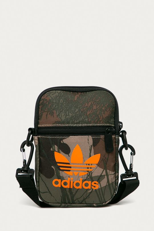 khaki adidas Originals - Ledvinka Pánský