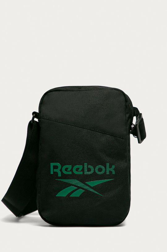 čierna Reebok - Malá taška Pánsky