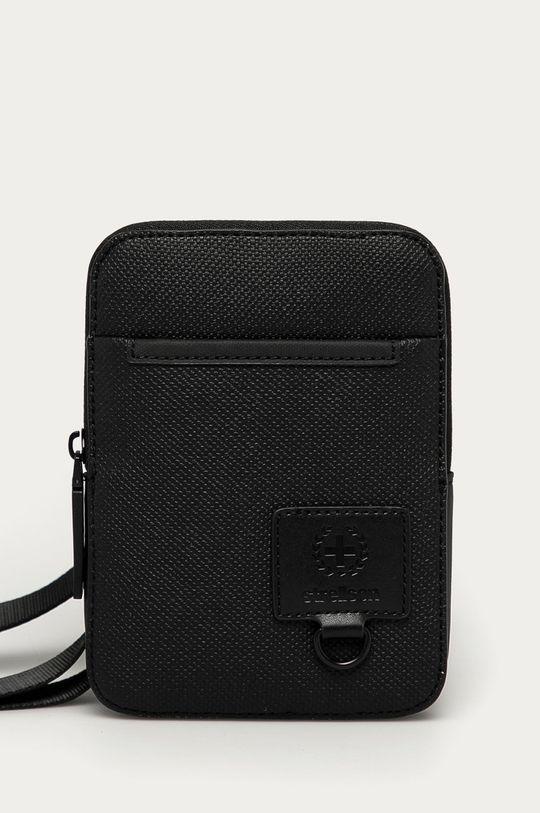 čierna Strellson - Malá taška Pánsky