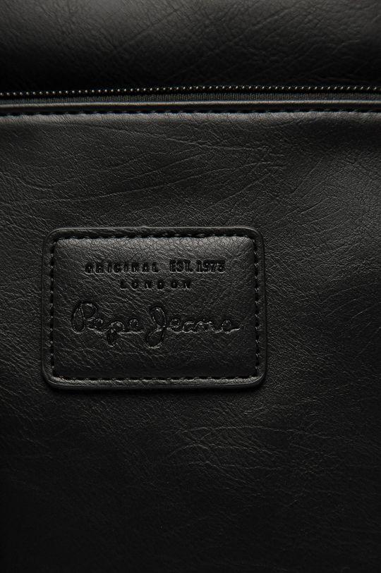 Pepe Jeans - Ledvinka černá