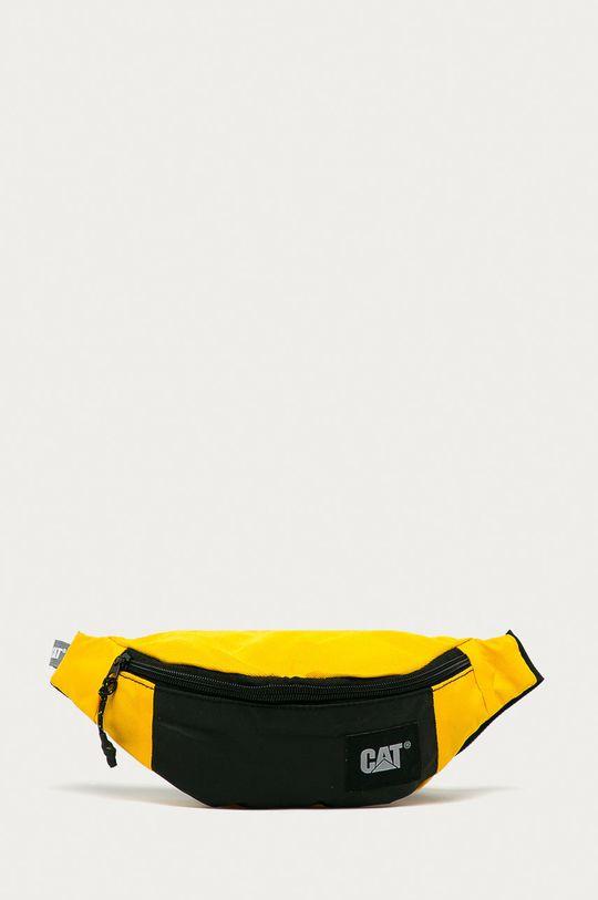 žlutá Caterpillar - Ledvinka Pánský