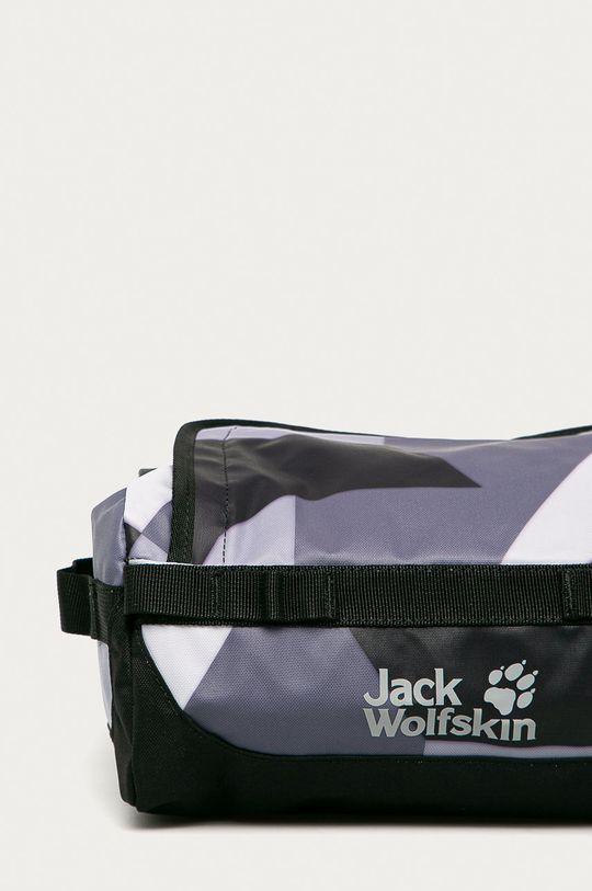 Jack Wolfskin - Kosmetyczka grafitowy