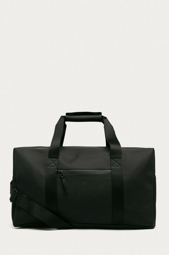 czarny Rains - Torba Gym Bag Unisex