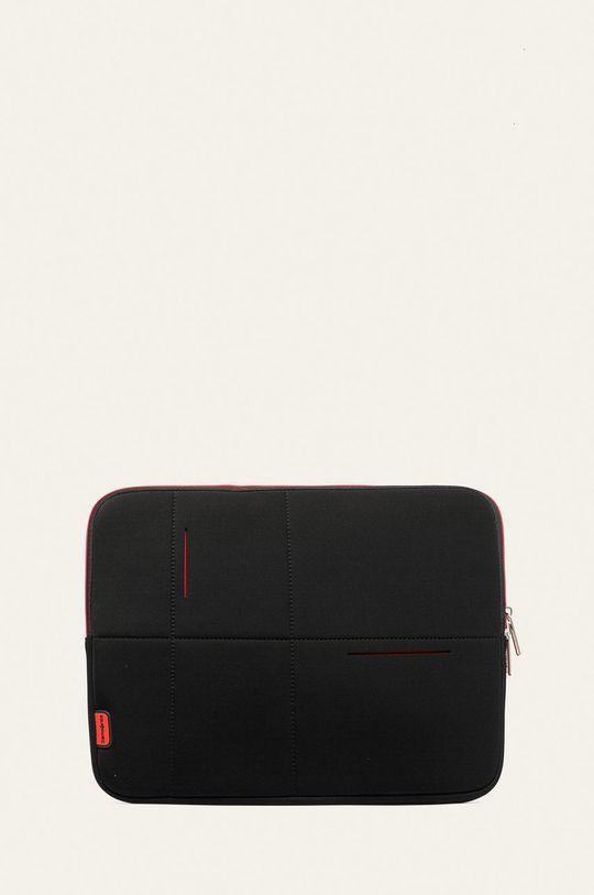 czarny Samsonite - Pokrowiec na laptopa Unisex