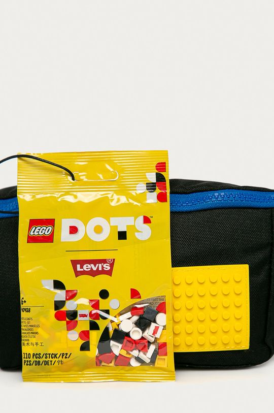 Levi's - Ledvinka x Lego černá