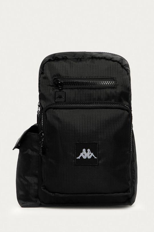 čierna Kappa - Malá taška Unisex