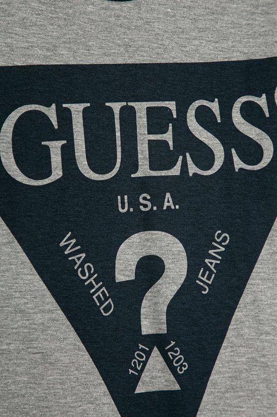 Guess Jeans - Дитяча футболка 116-175 cm сірий
