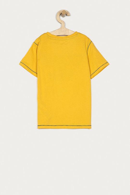 Guess - T-shirt dziecięcy 116-175 cm żółty