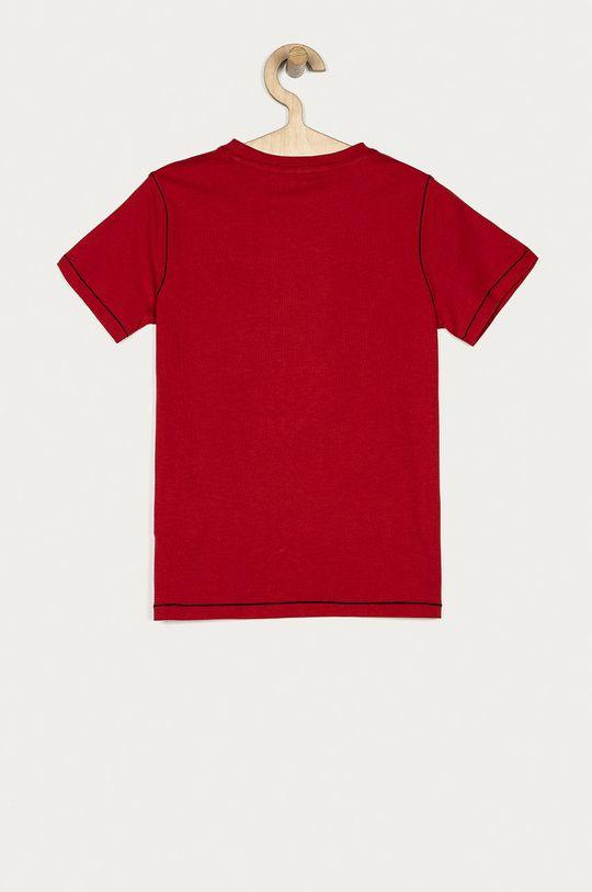Guess - Tricou copii 116-175 cm rosu