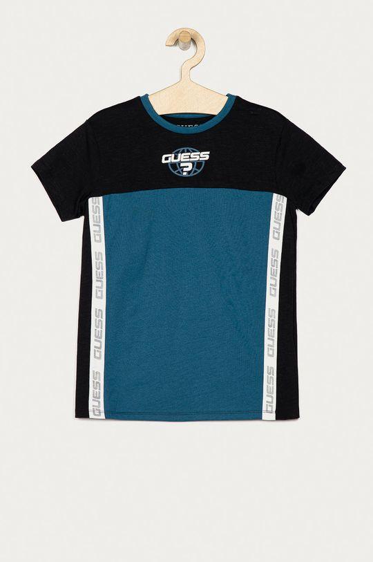 чорний Guess Jeans - Дитяча футболка 116-175 cm Для хлопчиків