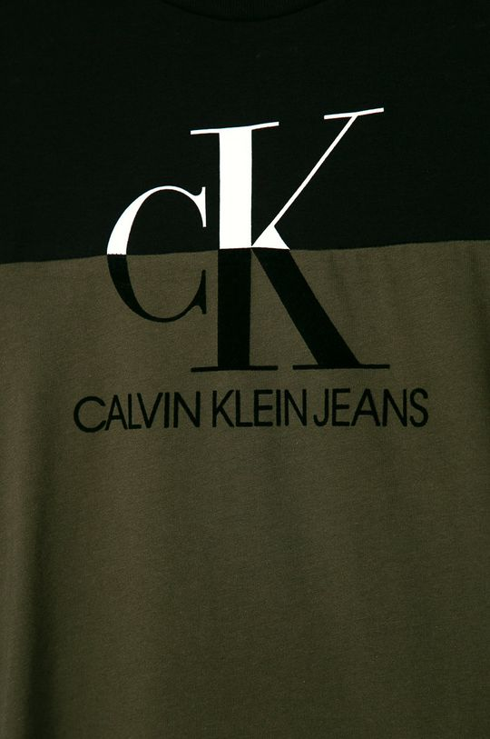 Calvin Klein Jeans - Tricou copii 128-176 cm  100% Bumbac