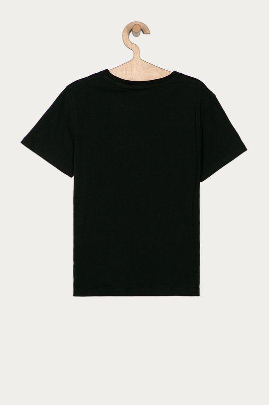 Calvin Klein Jeans - Tricou copii 140-176 cm negru