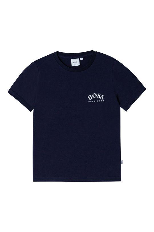 bleumarin Boss - Tricou copii De băieți