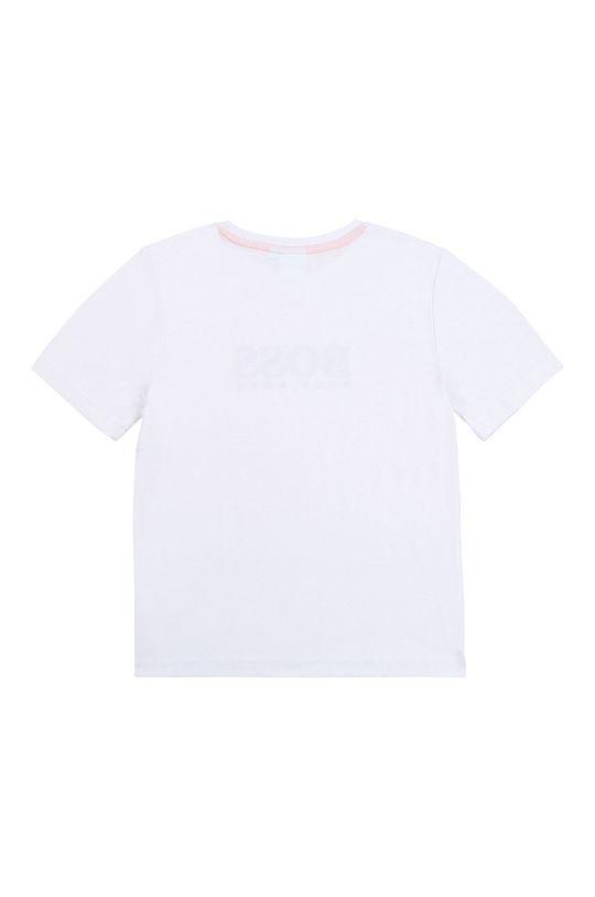 Boss - Дитяча футболка 164-176 cm білий
